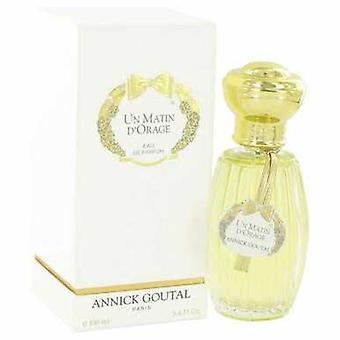 Un Matin D & orage by Annick Goutal Eau De Parfum Spray 3.4 Oz (نساء) V728-517713