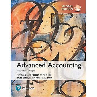 Geavanceerde boekhouding, Global Edition