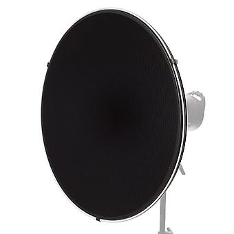 "Studiopro photography strobe lighting monolight beauty dish 22"" kit w honeycomb grid bowens speedrin"