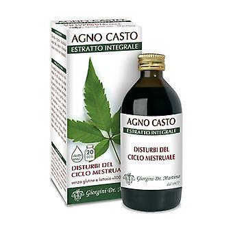 AGNO CASTO ESTR INTEGR 200ML 200 ml