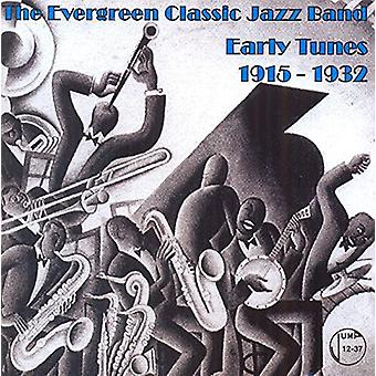 Evergreen Classic Jazz Band - Early Tunes 1915-1932 [CD] USA import