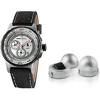 Momo design watch pilot pro chrono quarzo md2164ss-22