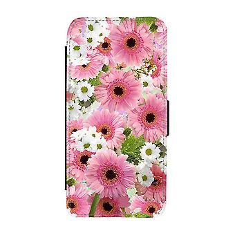 Gerbera Blommor iPhone 12 / iPhone 12 Pro Plånboksfodral