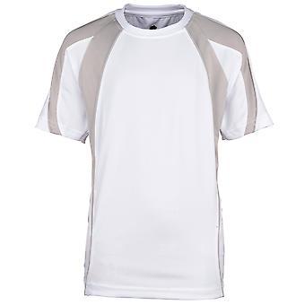 Rhino de los cabritos chicos deportivo transpirable t-shirt