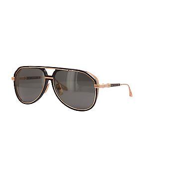 Dita Epiluxury EPLX.2 DES002 03 Rose Gold-Black/Dark Grey Polarised Sunglasses