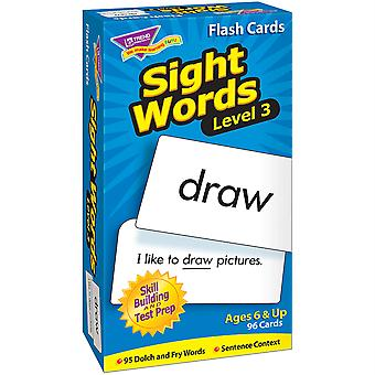 Sight Words  Level 3 Skill Drill Flash Cards