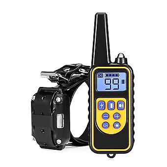 Dog Training Collar With Remote Rechargeable Waterproof Shock Collar