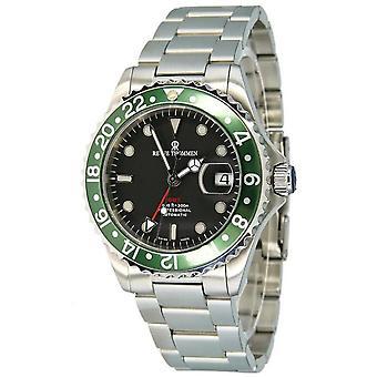 Revue Thommen - Wristwatch - Men - Automatic - Diver GMT - 17572.2134