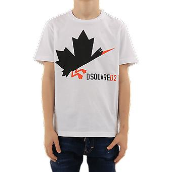 Dsquared2 Camisetas Brancas DQ0163D002FDQ100 Top
