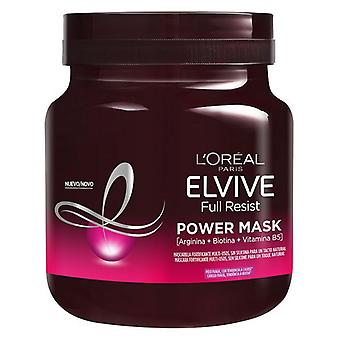 Hair Mask Elvive Full Resist L'Oreal Make Up (680 ml)
