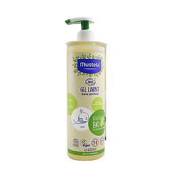Gel limpiador orgánico sin fragancia de aceite de oliva 260775 400ml/15.32oz