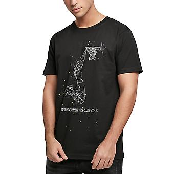 Mister Tee Graphic Shirt - SPACE DUNK black