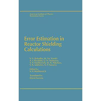 Error Estimation in Reactor Shielding Calculations by V.P. Mashkovich
