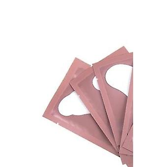 Patches For Eyelash Extension, Under Eye Pads Paper Patches Pink Lint-free
