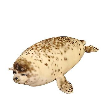 Toys Sea World Animal Seal Throw Pillows Sea Lion Plush Stuffed Sleeping Pillow Doll Toy