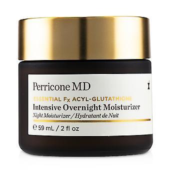 Essentiële fx acyl glutathion intensieve overnight moisturizer 236941 59ml/2oz