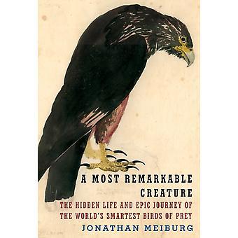 Eine bemerkenswerteste Kreatur Das verborgene Leben und epische Reise der klügsten Greifvögel der Welt von Jonathan Meiburg