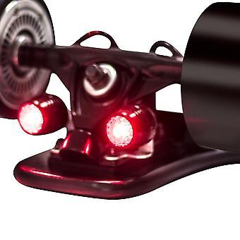 4szt Deskorolka Led Lights Night Warning Safety Lights