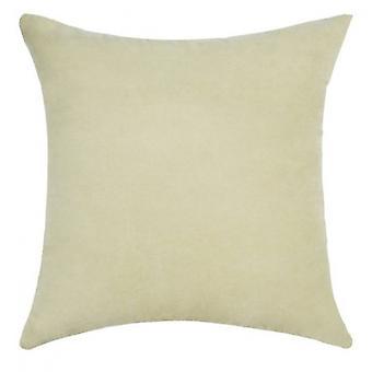 pillow 40 x 40 cm suede cream