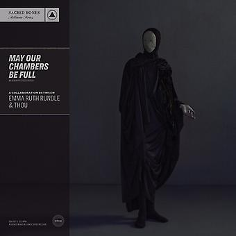 Emma Ruth Rundle & Thou - May Our Chambers Be Full [Vinyl] USA import