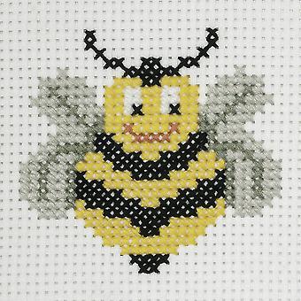 Anchor Cross Stitch Kit: 1st Kit: Bee