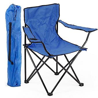 Outdoor Portable Armchair Folding Fishing Stool Camping Beach Chairs