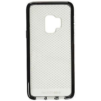 tech21 Evo Check Protective Case for Samsung Galaxy S9 - Smoke Grey/Black
