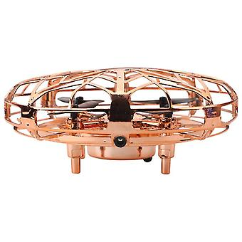 Mini Helicopter RC UFO Dron Aircraft Hand Sensing Infrared RC Quadcopter Electric|RC Helicopters