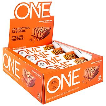 ISS Complete Oh Yeah! One Bar, Peanut Butter Pie 2.12 oz(case of 12)