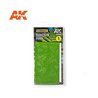 AKインタラクティブAK8136ブラッケンファーン 1:48 1:32 1:35 モデル作り