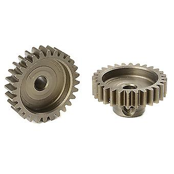 Corally M0.6 Pinion Short Hardened Steel 28 Teeth Shaft Dia. 3.17Mm