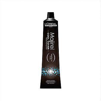 Permanent Dye Cool Cover L'Oreal Professionnel Paris Nº 4 (50 ml)