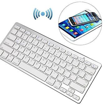 Wireless Bluetooth Keyboard Ultra Slim For PC Laptop Table Android Windows