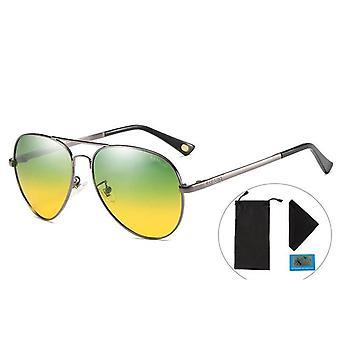 Occhiali da visione diurni notturni, occhiali da guida o occhiali da sole fotocromatici da uomo