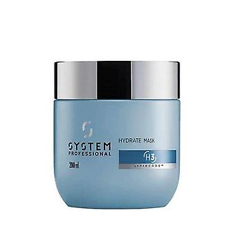 System Professional Hydrate Mask H3 200 ml