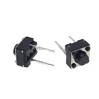 Tact Push Button Switch Micro Key Power Tactile Switches 6x6x5 6*6*5mm Light
