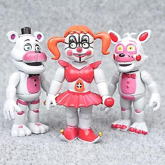 6PCS New Five Nights at Freddy's Action Figure Toy