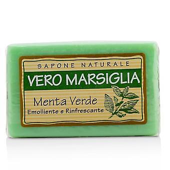 Nesti Dante Vero Marsiglia naturlig tvål - grönmynta (mjukgörande & uppfriskande) 150g/5,29 oz