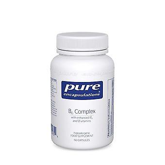 Pure Encapsulations B6 Complex Capsules 60 (B6C26UK)