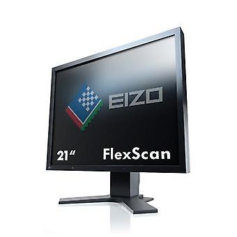 "EIZO FlexScan S2133-BK, 54,1 cm (21.3""), 1600 x 1200 pixlar, LCD, 3D kompatibili"
