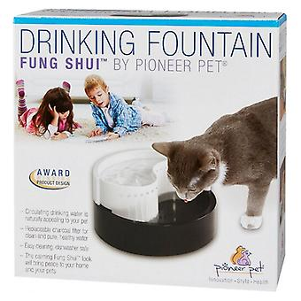 Pioneer Pet Fung Shui Plastic Fountain - 1 count