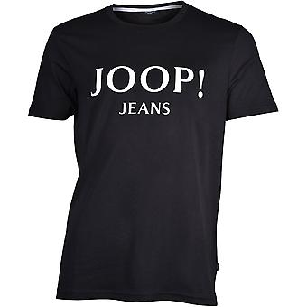 Joop! Logo Print T-Shirt, Black/white