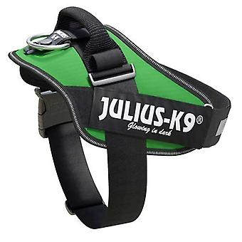 Julius-K9 IDC-Powerharness For Dogs Size: 1, Green