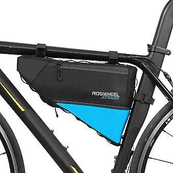 Roswheel هجوم سلسلة ماء دراجة حقيبة أعلى الإطار الأمامي أنبوب مثلث حقيبة