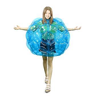 Aufblasbare Blase Umweltfreundliche PVC Lustige Körper Zorb Ball für Kinder