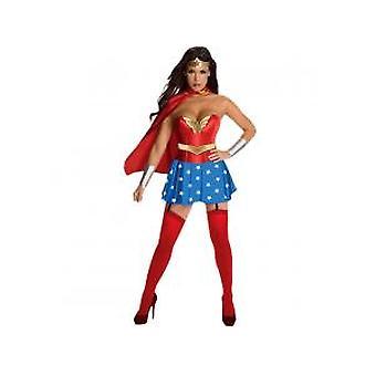 Supergirl Halloween Cosplay Uniform Super Heldin Bühnenkostüm Superman