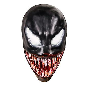 Disney Marvel Venom fejfedő színpadi előadás fejfedő maszk Halloween maszk Cosplay filmszereplők
