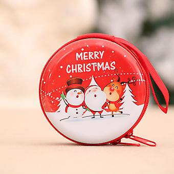 Christmas Coin Purse Hotel Shopping Mall Prezenty Dla dzieci Prezenty Choinka Wisiorki