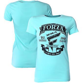 """Forza Sports Women's """"Origins"""" MMA T-Shirt - Cancun"""