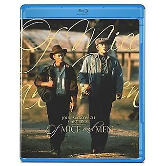 Of Mice & Men [Blu-ray] USA import